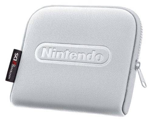 Nintendo 2DS Carrying Case Silver (2DS...