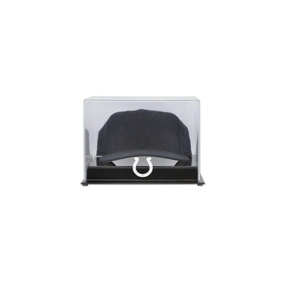 Indianapolis Colts Acrylic Cap Logo Display Case Sports