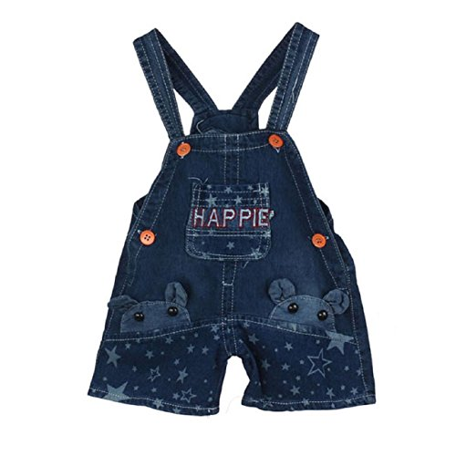 Sandistore Cowboy Rompers Kids Outfits Clothes Baby Pants