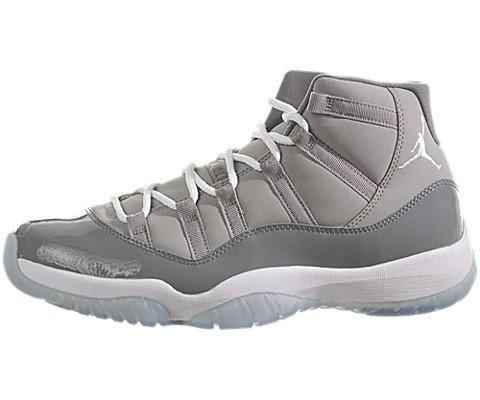 Air Jordan 11 (XI) Retro (Medium Grey / White-Cool Grey) 10 D(M) US (Air Jordan 10 Retro Cool Grey compare prices)