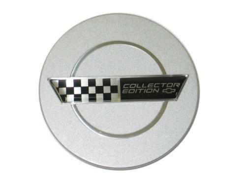 1996 Corvette Collector's Edition Wheel Center Cap (GM INDUSTRIES, INC.)