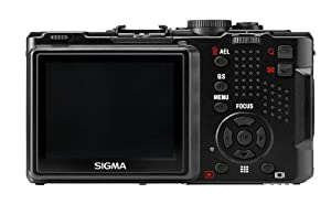 Sigma DP2S 14MP X3 FOVEON CMOS Digital Camera with 24.2mm f/2.8 and 2.5 inch LCD