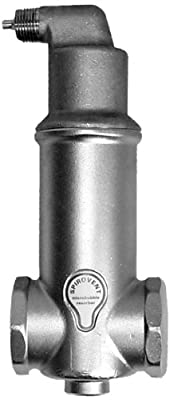 "Spirovent VJR 150 TM Spirovent Junior Threaded 1-1/2"" Air Eliminator with Tank Mount"