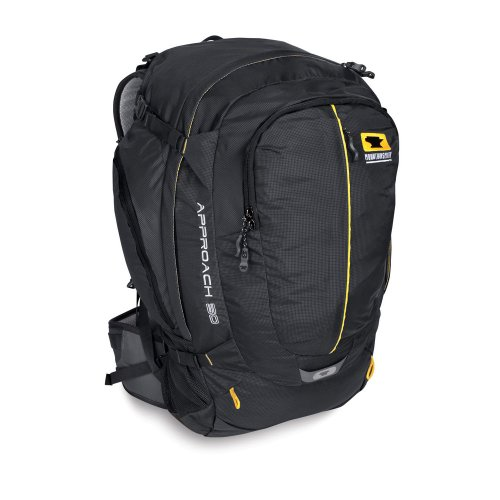 B009409B3O Mountainsmith Approach 50 Backpack (Heritage Black)