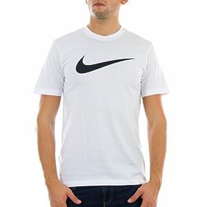 Nike Sportswear Good Chest Swoosh Men 39 S T Shirt White Size