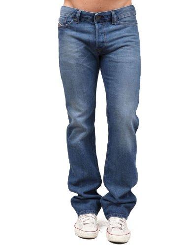 Diesel Viker R2k8 Straight Blue Man Jeans Men - W33l32