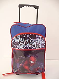 Spiderman Amazing Deluxe Premium Trolley (Large) by MegaBrands