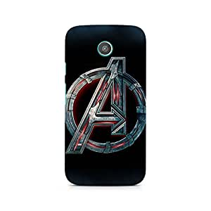 Motivatebox- Avengers Age of Ultron Premium Printed Case For Moto E -Matte Polycarbonate 3D Hard case Mobile Cell Phone Protective BACK CASE COVER. Hard Shockproof Scratch-