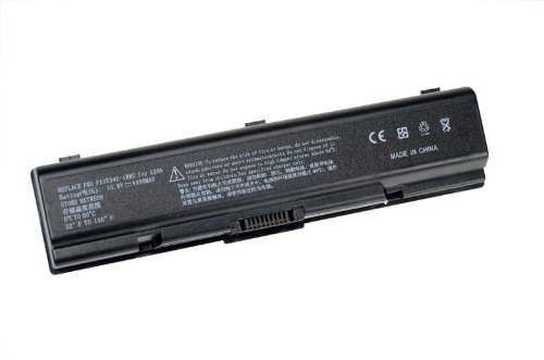 NEW Replacement Lithium-ion Laptop Battery for Toshiba PA3534U-1BRS