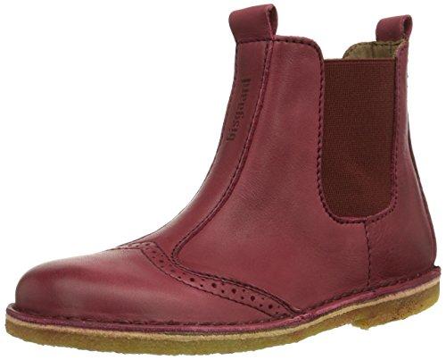 Bisgaard Stiefel mit Lederfutter Unisex-Kinder Chelsea Boots