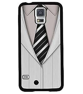 Printvisa 2D Printed Designer back case cover for Samsung Galaxy S5 SM - N900I / N900F - D4334