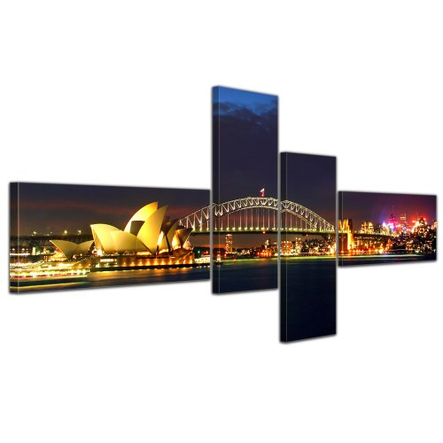 bilderdepot24-wall-art-canvas-picture-sydney-opera-house-and-harbour-bridge-7874-inch-x-3543-inch-20