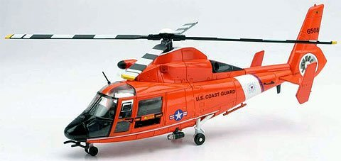 New Ray 1/48 US Coast Guard Eurocopter HH65-C Dolphin
