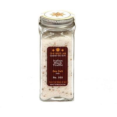 The Spice Lab Italian Black Truffle Sea Salt, Italy from The Spice Lab Inc.