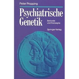 Psychiatrische Genetik: Befunde und Konzepte