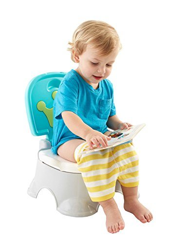 Fisher-Price Stepstool Potty, Royal (Baby Potty Fisher Price compare prices)