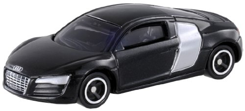 Takara Tomy Tomica No.6 Audi R8 Box Takara Tomy - 1
