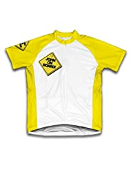 On Board Short Sleeve Cycling Jersey for Women