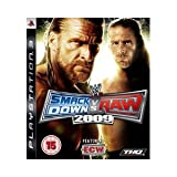 WWE Smackdown vs. Raw 2009 (Sony PS3)