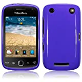 Blackberry Curve 9380 TPU Gel Skin Case / Cover - Solid Purple PART OF THE QUBITS ACCESSORIES RANGEby TERRAPIN