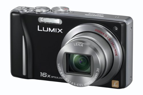Panasonic Lumix TZ18 Digital Camera