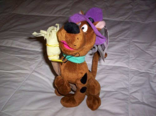 Scooby-Doo Witch Bean Bag Plush