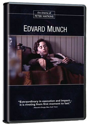 Cover art for  Edvard Munch-Special Edition 2-DVD Set