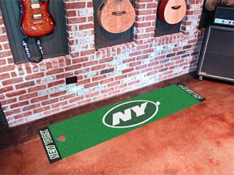 Fanmats 9023 NFL New York Jets Nylon Putting Green Mat at Amazon.com