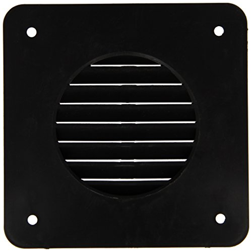 Valterra A10-3300BK Black Battery Box Louver (Battery Box Vent compare prices)