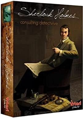 Sherlock Holmes: Consulting Detective
