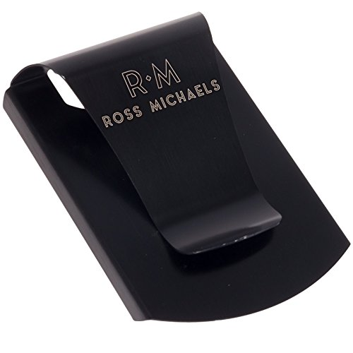 ross-michaels-mens-stainless-steel-money-clip-wallet-black
