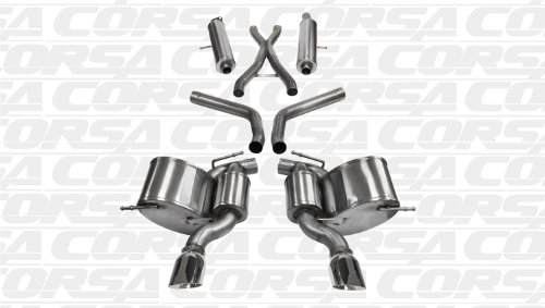 CORSA 14466 Cat-Back Exhaust System