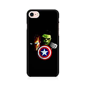 NXT GEN Avengers Premium Printed Mobile Back Case Cover For Apple iPhone 7