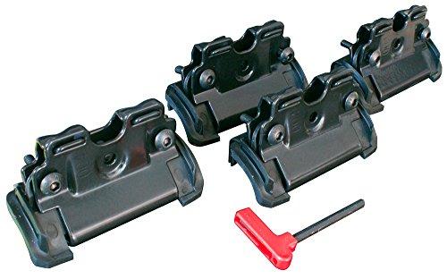 Thule-184059-Kit-de-montage-pour-barres-de-toit-Fixpoint-XT