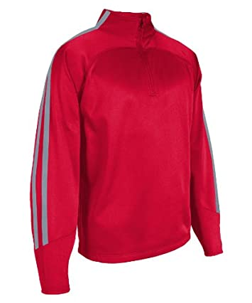 Russell Athletic Men's Technical Performance Fleece 1/4 Zip Jacket