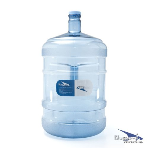 Bluewave 5 Gallon BPA-Free Water Bottle with 48mm Cap (Gen2) (5 Gallon Water Dispenser Bpa Free compare prices)