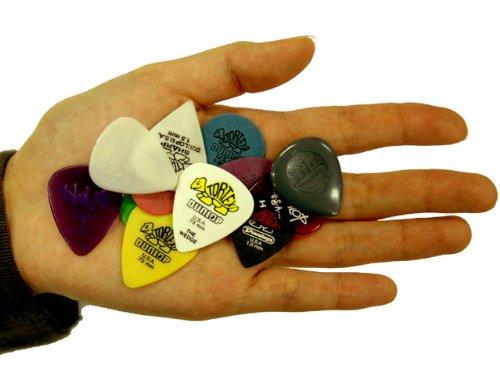 Jim Dunlop ギターピックアラカルト12枚セット