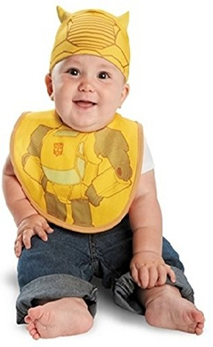 Bumble Bee Bib and Hat Infant Costume