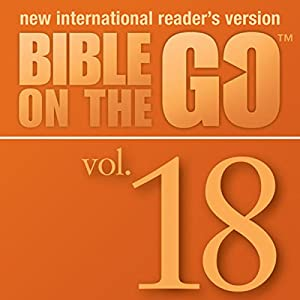 Bible on the Go, Vol. 18: The Story of King Solomon (1 Kings 2-4, 6-8) Audiobook