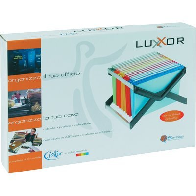 Ricambi LuXor-Joker Bertesi - 5 cartelle colori assortiti - 400/330 Link -V7 (conf.5)