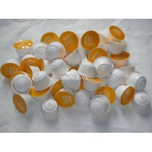 100 Latte Machiatto milk pods (no coffee pods)