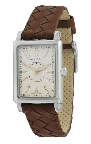Tommy Bahama Women's TB2119 Swiss Leather Capri Strap Watch