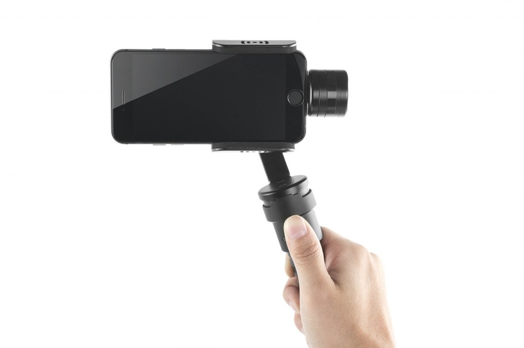 3-Axis Handheld Cell Phone Stabilizer by KumbaCam