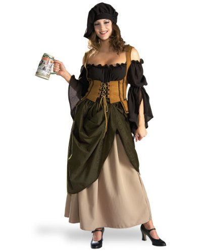 Deluxe Tavern Wench Costume