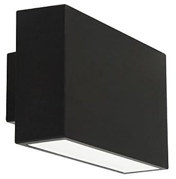 ranex led wand au enleuchte mit up und down light 412 lumen warm wei 39 dee832. Black Bedroom Furniture Sets. Home Design Ideas