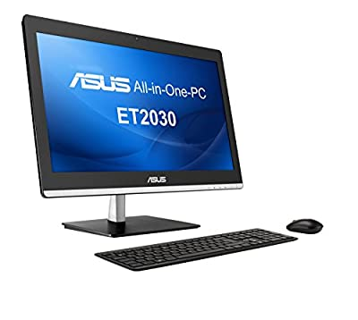 Asus ET1801IUK-BC009Q 46,7 cm All-in-One Desktop-PC(Intel Celeron 2955U, 1,4 gHz, 4 GB RAM, 1 TB HDD, Intel HD Graphics, Win 8,1) argento/nero