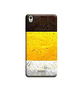 Ebby Premium Printed Back Case Cover With Full protection For Lava Pixel V1 (Designer Case)