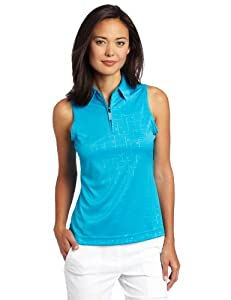 Callaway Ladies Sleeveless Core Polo Shirt by Callaway
