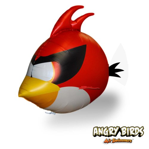 Imagen de Angry Birds Swimmers Air Space Extreme Turbo