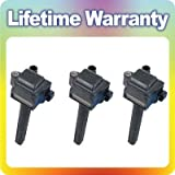 96-03 Toyota Ignition Coil 3pcs 9091902215 9008019012 Avalon Camry Sienna Solara 3.0 V6 96 97 98 99 00 01 02 03
